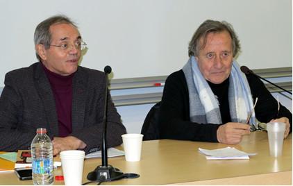 J A Fralon et J C Charrier